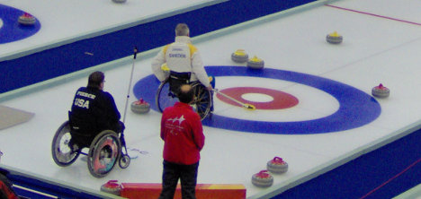 Paralympic Curling468