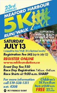 Hospital Foundation Harbour Run
