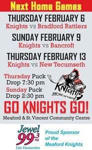 Knights Hockey