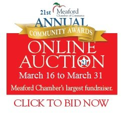 Chamber Auction Ad
