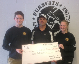 drive4teens 2018 pursuits donation 270