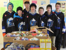 lightning food bank