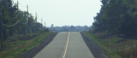 roads infrastructure sam vance